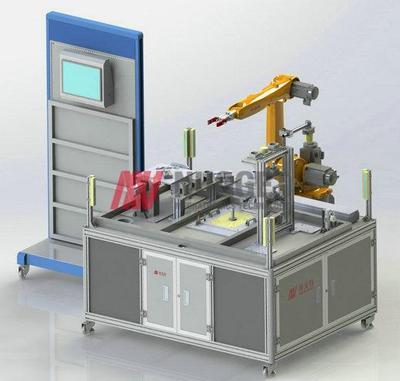 NGT-RYC01型 工业机器人应用创新平台